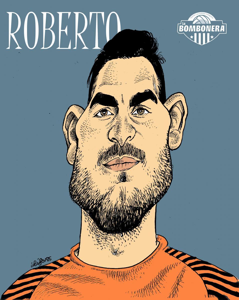 Poster Roberto